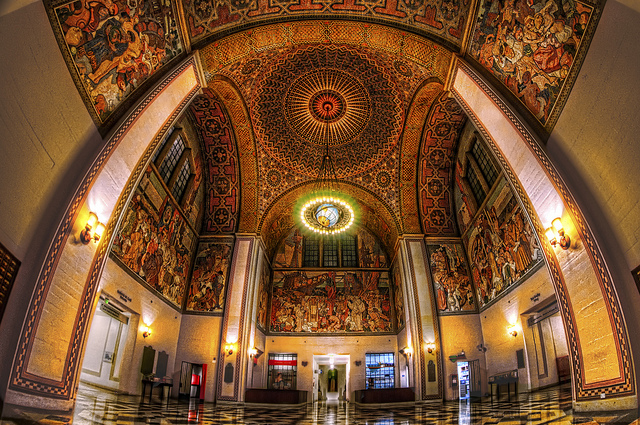 The LA Central Library...a beautiful and quiet asylum for artist, writers and readers alike! Photo cred goes to Kremer Johnson. Thanks Neil!