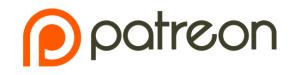 Patreon Crowd-Funding Logo