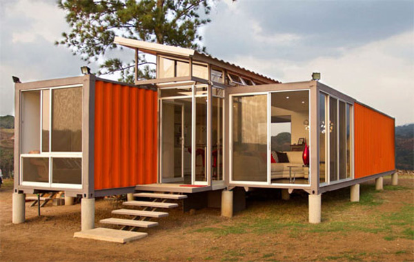 Dream Shipping Container Home