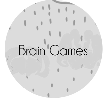 Brain Games Comic for Come Find Out's LOCO zine