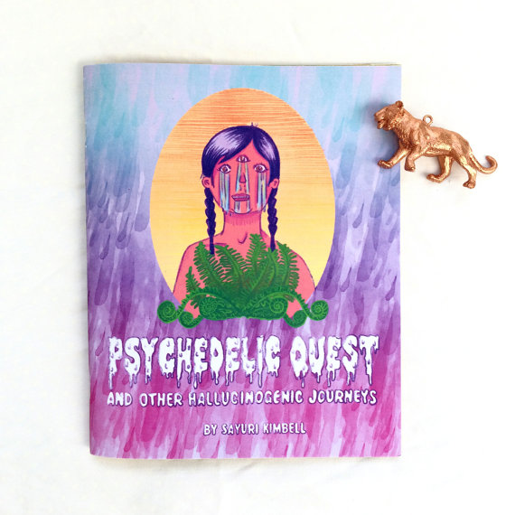 Psychedelic Quest and Other Hallucinogenic Journeys
