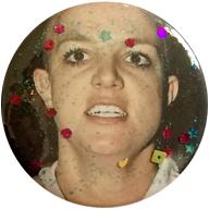 2007 Britney Button